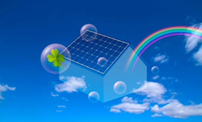太陽光発電パックイメージ
