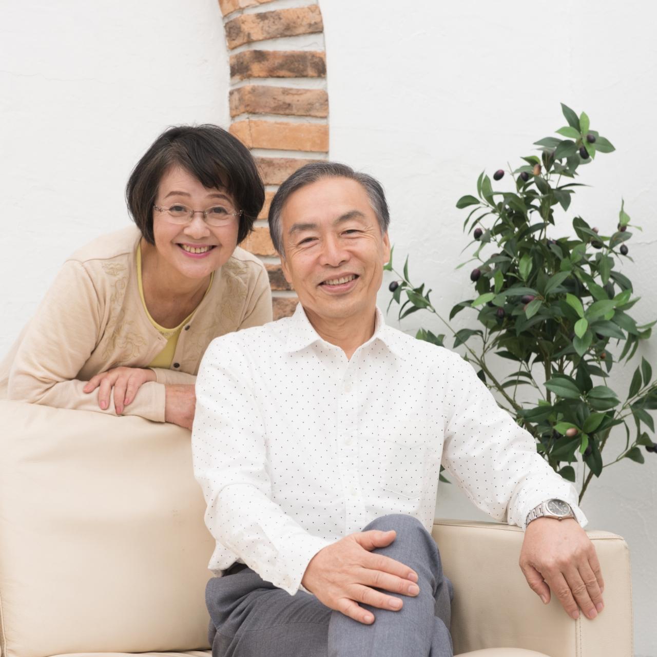 老夫婦イメージ