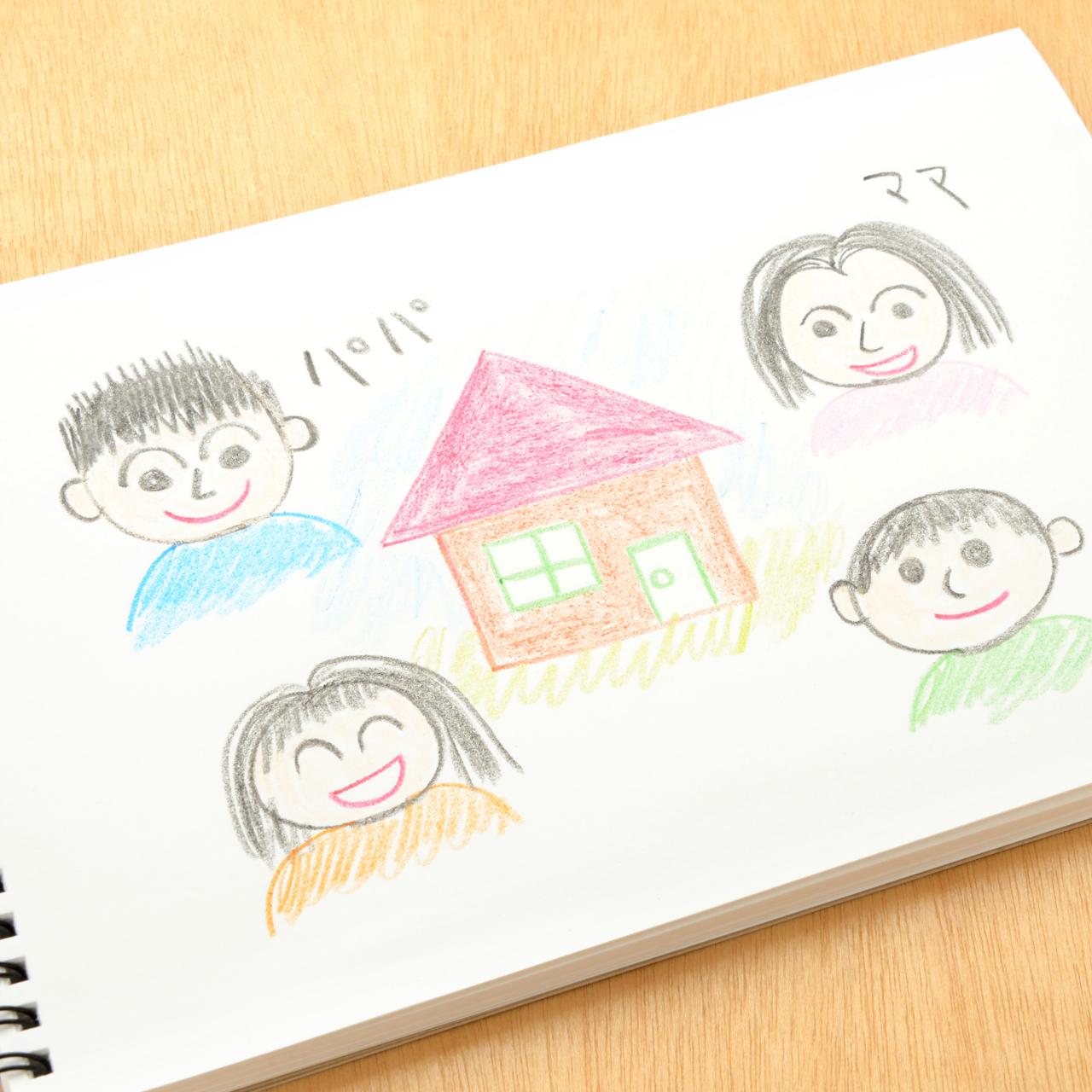 夢と理想にあふれた家づくりのはじまりイメージ