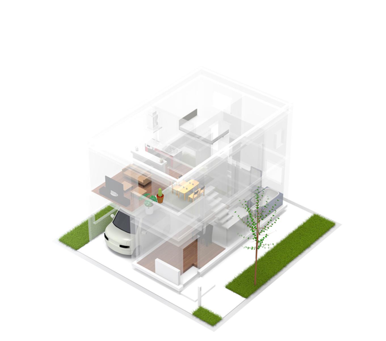 デザイン・構造・技術力イメージ