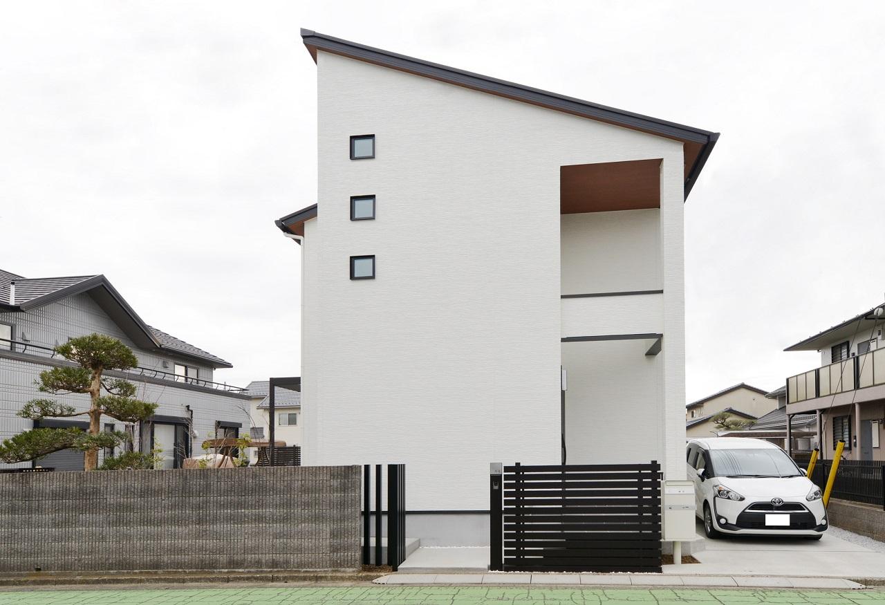 家族の未来をデザインするZEH住宅メイン画像