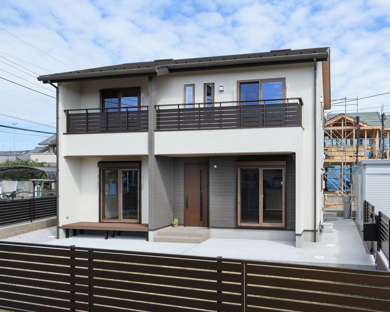 パッシブデザイン住宅メイン画像