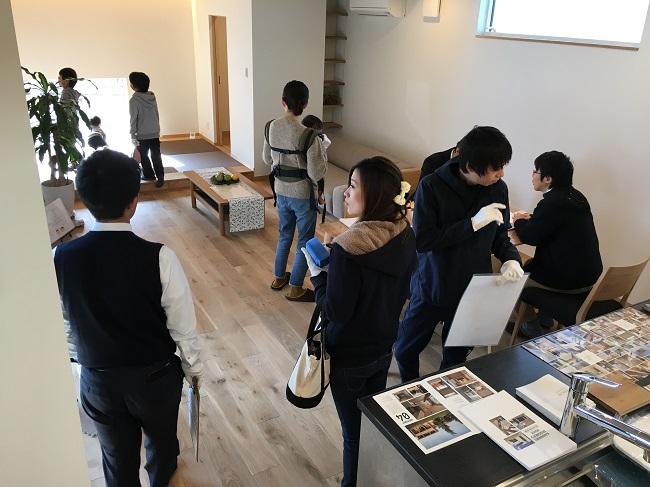 2020年1月18日19日開催川越市大塚新町デザイン注文住宅完成見学会