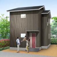 注文住宅の完成見学会 狭小地に建てる幸せの家