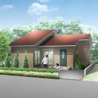 注文住宅の完成見学会「一階で快適な生活が生活ができる家 だけど平屋じゃないんです!」