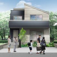 「笑顔で暮らせる 同居型 二世帯住宅」完成見学会のご案内