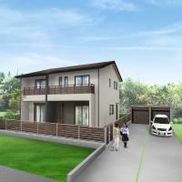 「パッシブデザイン住宅」完成見学会 開催