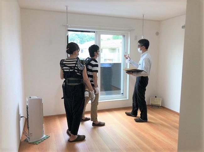 2020年7月4日5日開催川越市宮元町新築注文住宅完成見学会