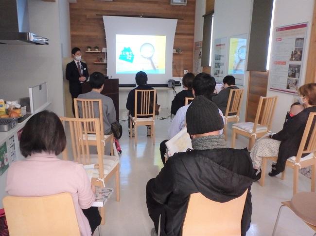 2020年10月10日川越市開催はじめての家さがしセミナー不動産購入住宅ローン