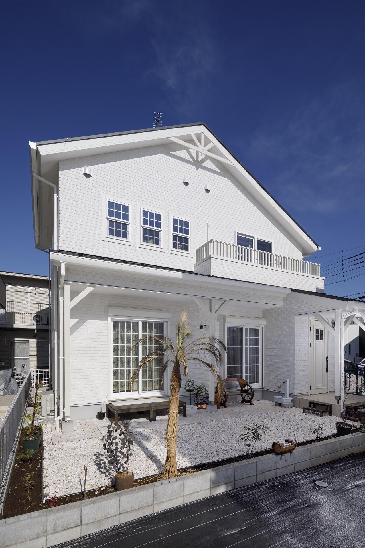 ミュージックスタジオがあるアーリーアメリカン住宅メイン画像